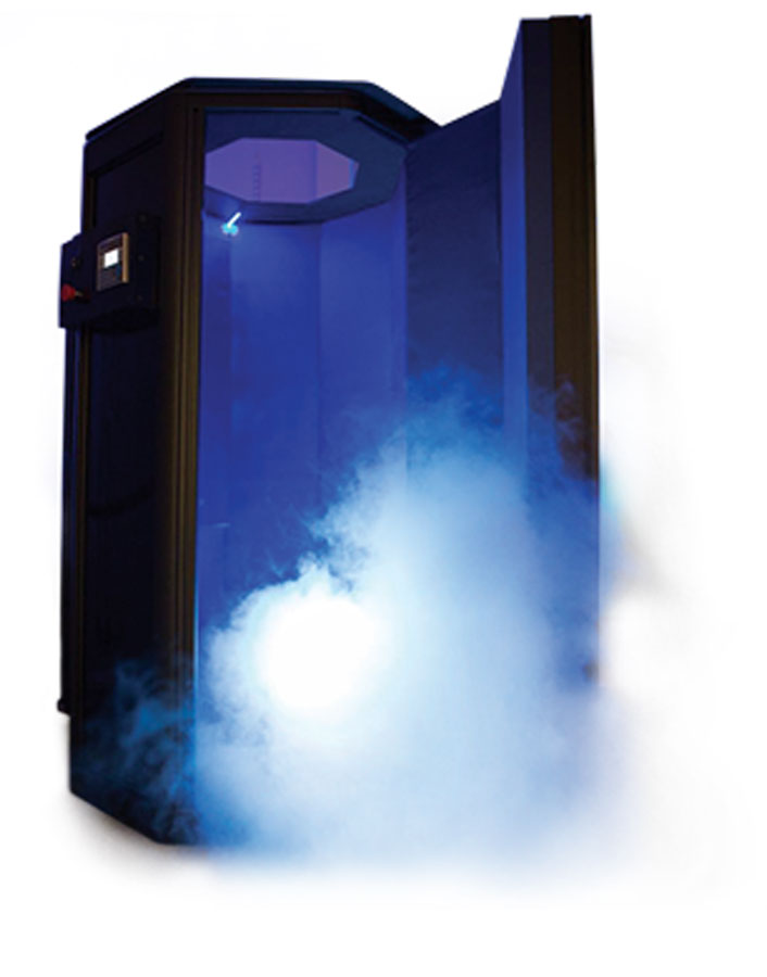 Cryotherapy - Resilience Code